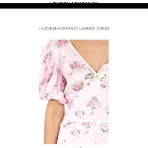 loveshackfancy Dresses - Love shack fancy Lennox dress